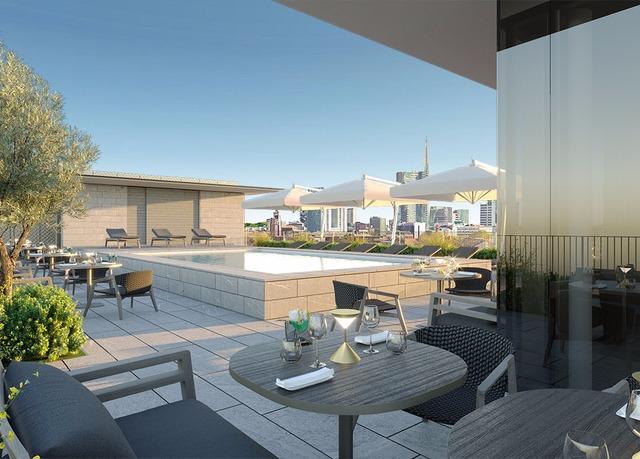 Neues designhotel in der modemetropole mailand sparen for Designhotel mailand