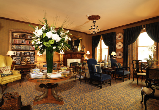 The Old Government House Hotels Lounge