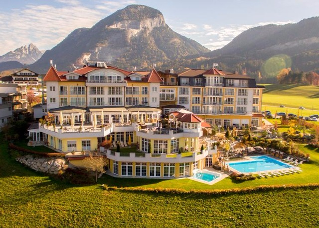 Blissful Austria Alps Summer Holiday At A Renowned Spa