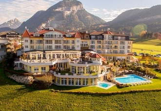 Blissful Austria alps summer holiday at a renowned spa resort, Wellness Schloss Panorama Royal Hotel, Tyrol - save 35%