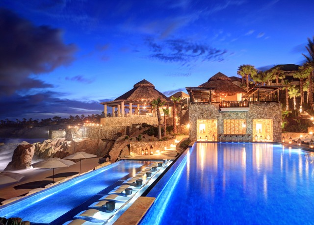 Lavish Five Star Resort On A Private Cabo Beach Save Up