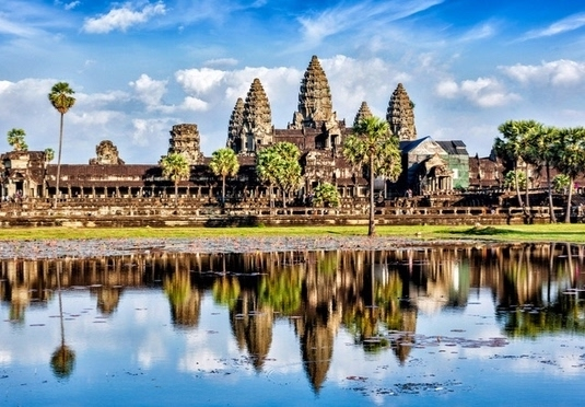 Thrilling Vietnam & Cambodia holiday with diverse stays