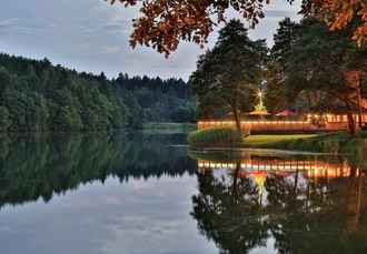 5* luxury Lithuania break near Trakai Island Castle, IDW Esperanza Resort, Trakai - save 23%