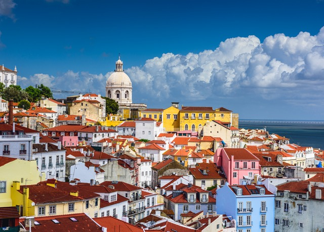 Mitt i trendiga lissabon spara upp till 70 p lyxhotell secret escapes - Office de tourisme portugal ...
