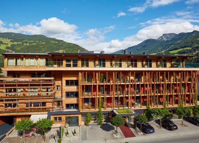 Das posthotel bespaar tot 70 op luxe reizen secret for Designhotel zillertal