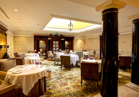 The chester grosvenor save up to 60 on luxury travel for Hotel michelin