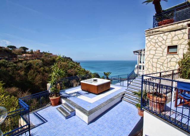 Hotel In Sorrent Amalfi Italien Flug