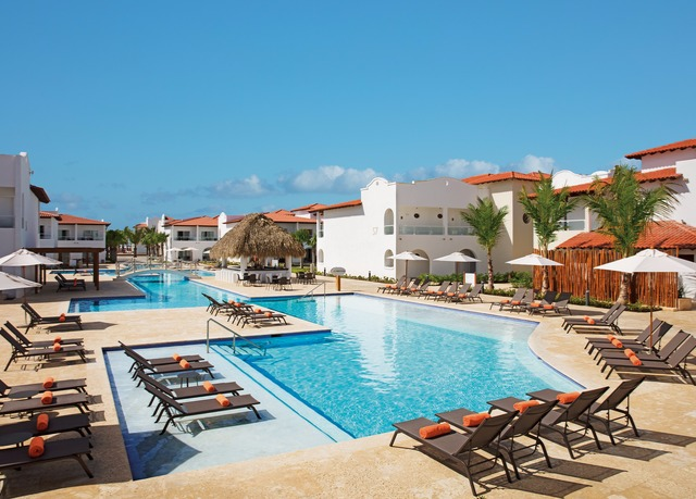 All inclusive caribbean holiday at a luxury new beach for Luxury holidays all inclusive