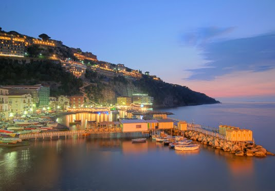 Star Luxury Hotels In Sorrento Italy