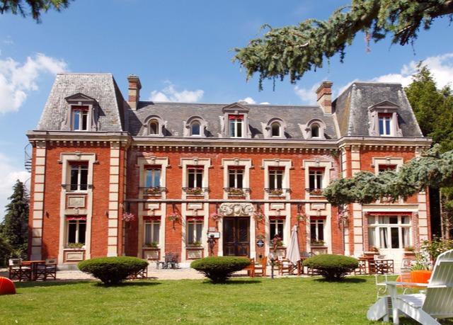 Escale dans un château normand à 1 heure de Paris
