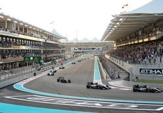 Thrilling Abu Dhabi F1 Grand Prix break, Grand Prix admission plus post-race concert tickets, UAE - save 30%