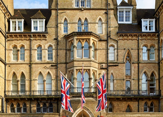 Macdonald randolph hotel save up to 70 on luxury travel for Luxury hotel oxford