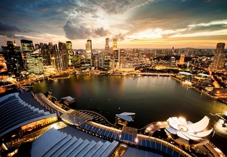 Thrilling Singapore stay with Grand Prix tickets & optional Bali beach break, Capella Singapore & The Kayana Villas, Bali - save 29%