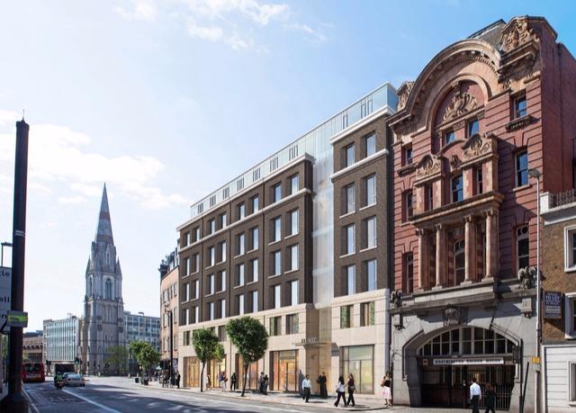 Marlin Hotel Waterloo London