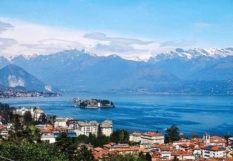 Scenic Italian Lakes stay at an elegant villa, Villa Porro Pirelli, Italy - save 34%