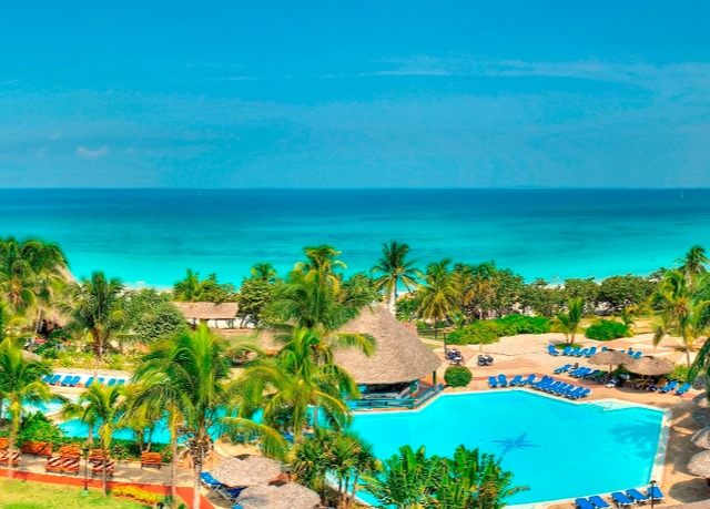 Colourful All Inclusive Cuba Beach Holiday