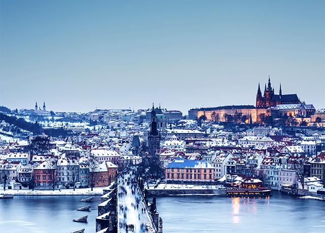 Magical prague christmas market break save up to 60 on for Designhotel elephant prague 1 czech republic