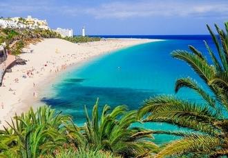 Relaxing Fuerteventura villa holiday with private pool, Mirador de Lobos Golf Resort, Spain - save 34%