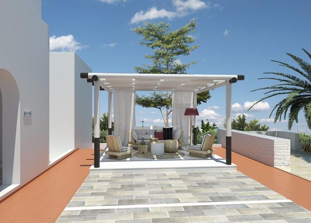Neuer ffnung luxuri ser inseltraum in griechenland for Griechenland designhotel