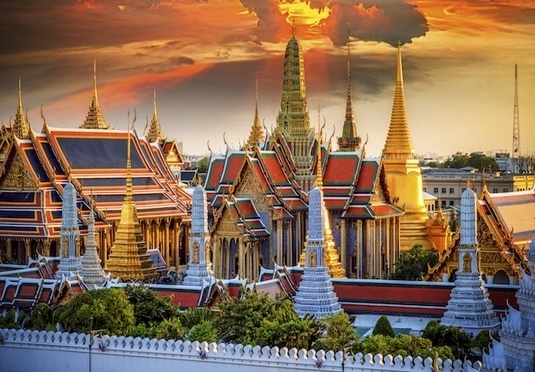 5* Southeast Asia city-to-beach holiday with sightseeing tours
