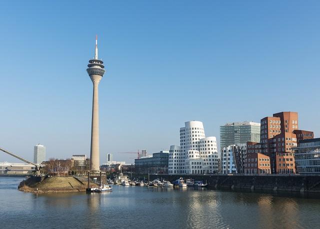 Urbanes design ambiente in d sseldorf sparen sie bis zu for Designhotel nrw