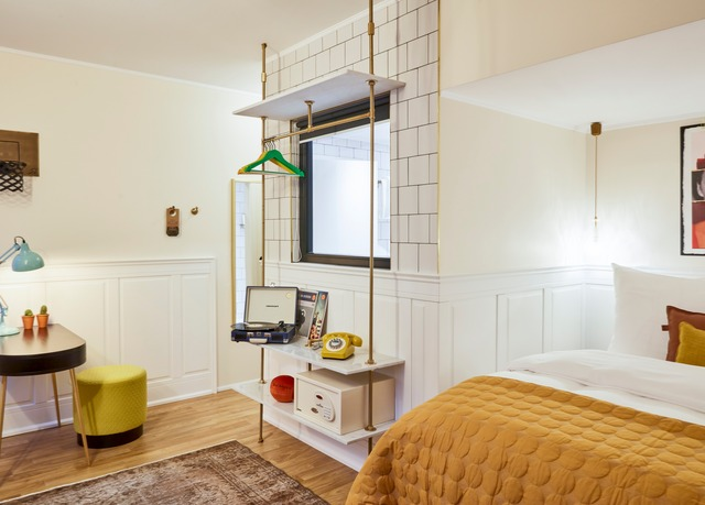 Urbanes design ambiente in d sseldorf sparen sie bis zu for Design hotel nrw