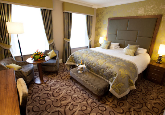 Borrowdale Hotel Prestige Room