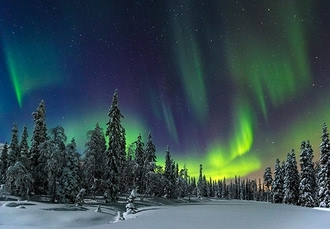 Magical Lapland experience with wintery activities, Levi Hotel Spa, Finland - save 23%
