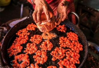 Alluring India foodie tour with cooking demos and more, Amritsar, Shimla, Delhi, Jaipur & Agra - save 25%