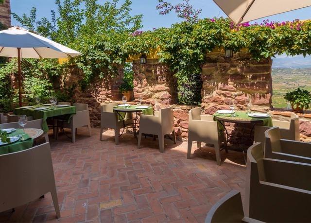 Cadre bucolique dans la campagne espagnole economisez for Hotel el jardin vertical vilafames