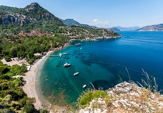 Traditional Mediterranean yachting cruise from Marmaris, Turkey & Greece - save 31%