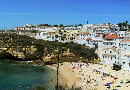 Hotels Near Carvoeiro Portugal