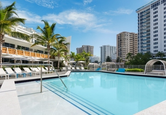 The Gates Hotel South Beach | Save up to 70% on luxury travel | Secret Escapes
