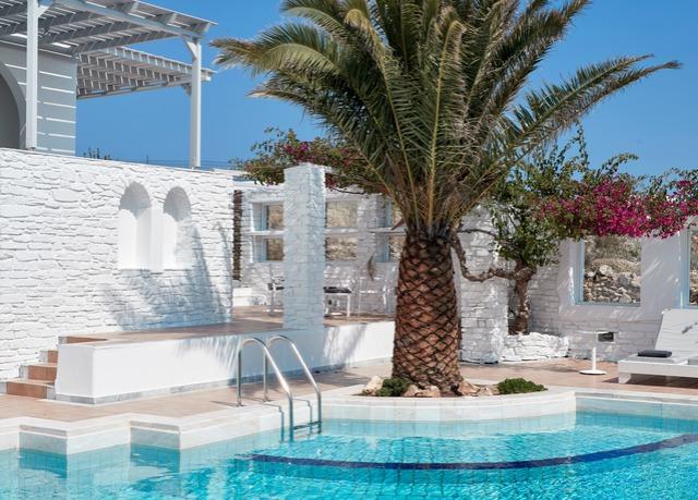 Luxuri ser inseltraum in griechenland sparen sie bis zu for Griechenland designhotel