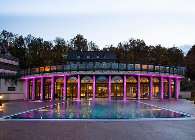 Luxus Wellness Hotel Elsass