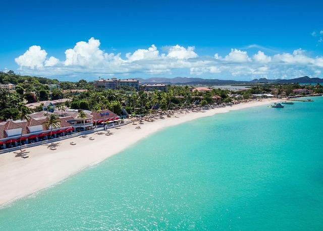 356dc3bdf Caribbean island-hopping holiday. Romantic
