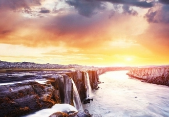 Stunning Iceland wellness city & country break with tours, A five-day tour with Northern Lights, Blue Lagoon & more - save 38%