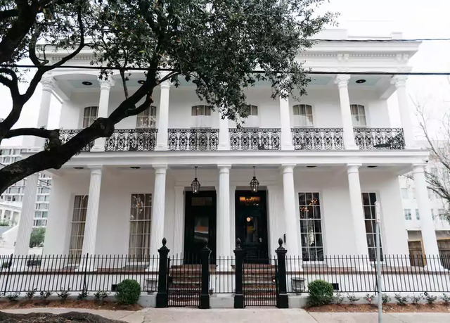 Greek revival mansion in the garden district save up to - Hotels near garden district new orleans ...