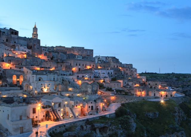 Charming matera stay overlooking the historic town save - Casa diva matera ...