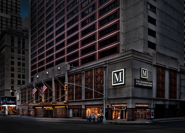 the manhattan at times square hotel save up to 60 on. Black Bedroom Furniture Sets. Home Design Ideas