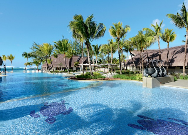 Luxury all inclusive mauritius holiday at an adults only for Luxury holidays all inclusive