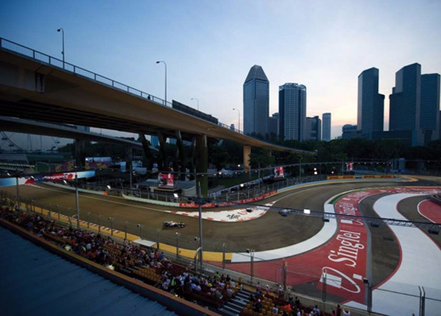Epic Malaysia Amp Thailand Cruise With Singapore Grand Prix