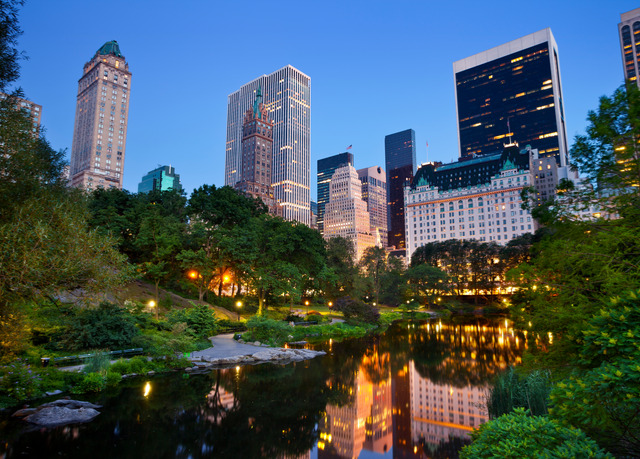 Trendy Luxury Hotel Overlooking Central Park Save Up To
