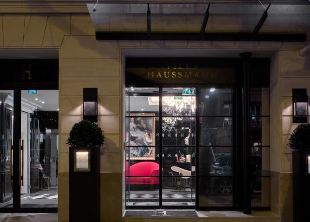 la villa haussmann save up to 60 on luxury travel secret escapes. Black Bedroom Furniture Sets. Home Design Ideas