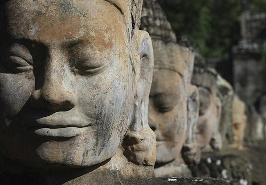 Cambodia, Thailand & Vietnam city-to-beach holiday
