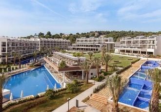 Mallorca holiday with penthouse suite & optional all-inclusive, Zafiro Palace Palmanova, Spain - save 34%