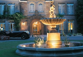 5* exceptional Jersey foodie break with car hire, Longueville Manor, Channel Islands - save 45%