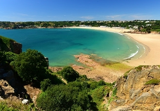 Relaxing Jersey break at an award-winning hotel, Hotel La Place, St Brelade - save 35%