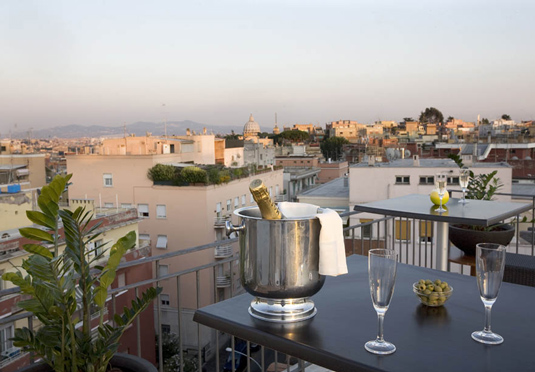 Hotel Tiberio Rome