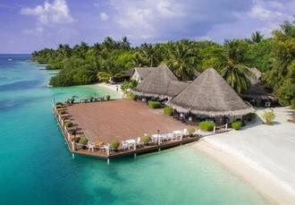 All-inclusive Maldives villa escape with optional watersports, North Malé Atoll, Maldives - save 26%